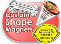 Custom Shape Magnets