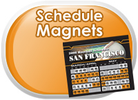 Schedule Magnets