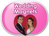 Wedding Magnets