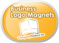 Business Logo Magnets